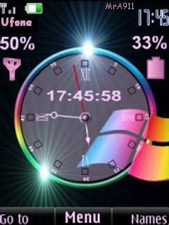 clock themes windows download windows clock nokia theme mobile toones