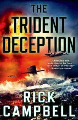the deception noble books the trident deception by rick cbell 9781250039019