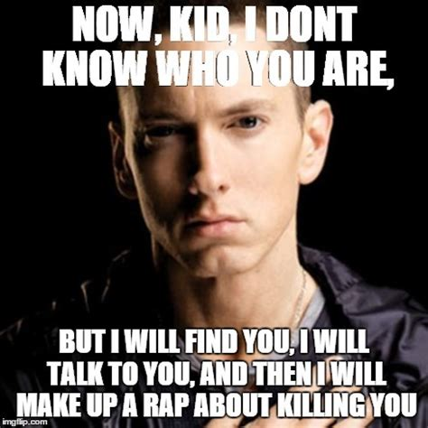 Eminem Drake Meme - when did rg become an eminem dickriding fest genius