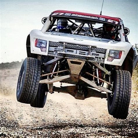 Ford Raptor Baja Truck Powered Locomotion