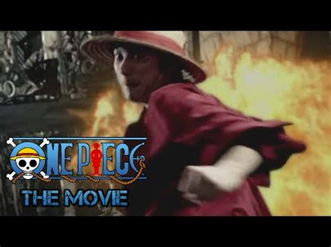 film one piece live action omfg one piece live action movie announced youtube