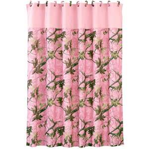 Shower Curtains Pink Camo Shower Curtain Pink