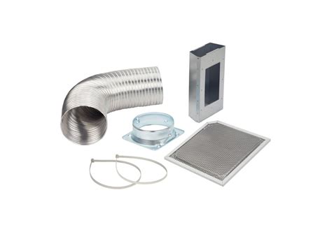 non ducted bathroom fan broan rke59 n a recirculating non ducted kit