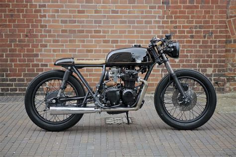 racy runabout unikat honda cb350f return of the cafe racers