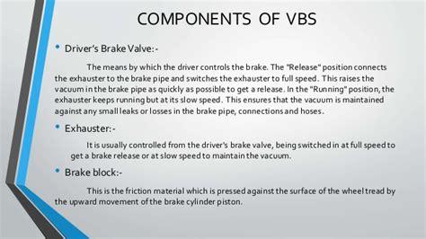 Vacuum Brake System Ppt Vaccum Braking System
