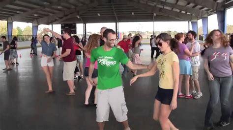 swing dancing orlando swing dancing at barber park rollerblade pavilion orlando