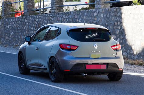 Renault 2019 Models by 2019 Renault Clio Spotted Testing In Current Model