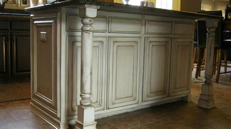 Distressed Kitchen Furniture Chocolate And Buffet Kitchens Kitchen Cabinets Distressed Kitchen