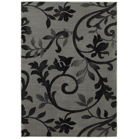 black and gray area rugs black and gray area rugs quot norleon quot rug black and gray area rugs to enhance the of