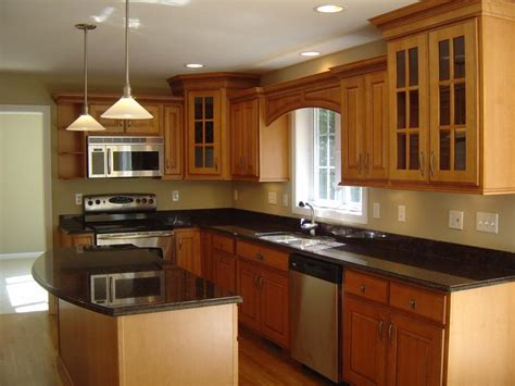 Small Kitchen Renovations The Solera Low Cost Small Kitchen Remodeling Ideas