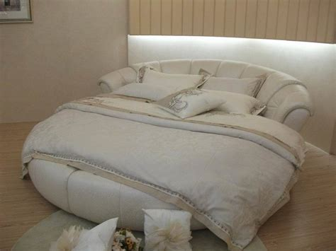 round bed china leather round bed a6243 china round bed fabric bed