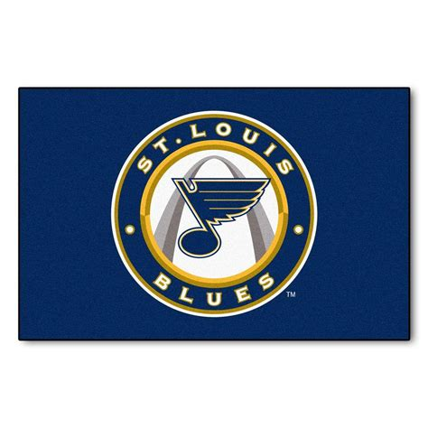 Kitchen Faucets Calgary fanmats st louis blues 19 in x 30 in accent rug 10590