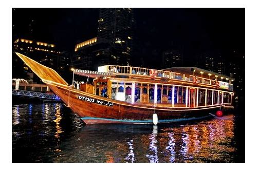 marina dhow cruise deals