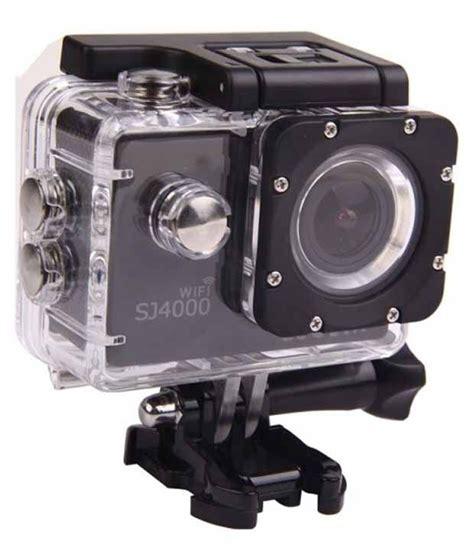 Sjcam 4000 Non Wifi sjcam sj4000 wifi 12 mp sports camcorder price in india