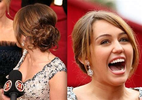 2013 red carpet updo hairstyles red carpet updo hairstyles back view inofashionstyle com