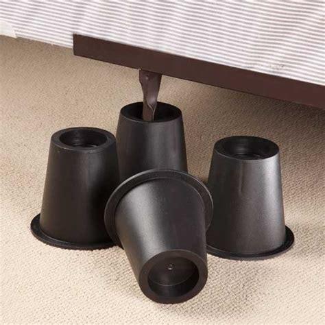 bed frame risers black bed risers bed risers bed leg risers easy comforts