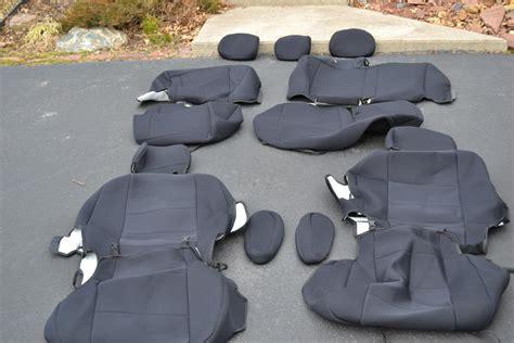 best fj seat covers fs coverking seat covers black neoprene toyota fj