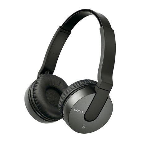 Headphone Sony Bluetooth sony bluetooth and noise cancelling ear headphone mdrzx550b mtc factory outlet