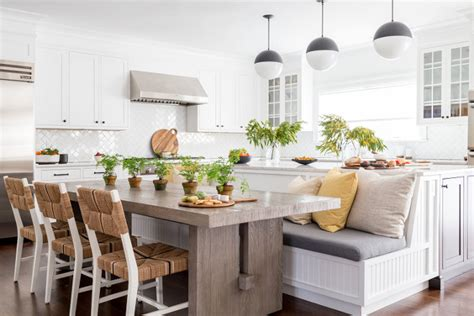 kitchen island with banquette new fresh interior design ideas for your home home