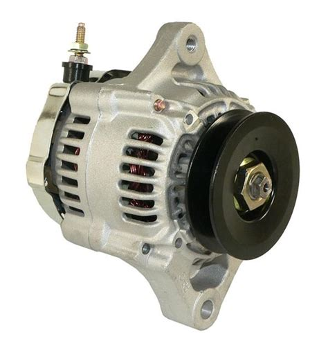 alternator denso  exciting  wire