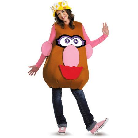 Potato Costume by Mr Potato Costume Walmart