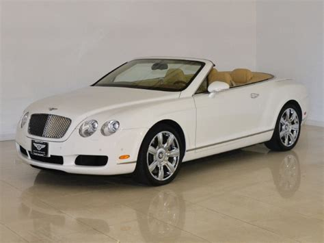 2007 bentley continental convertible 2007 bentley continental gt convertible rolls royce