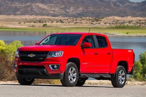 chevy colorado 2015 chevrolet colorado reviews and rating motor trend