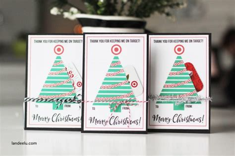 Gift Card For Teacher Christmas - teacher gift for christmas target gift card holder landeelu com