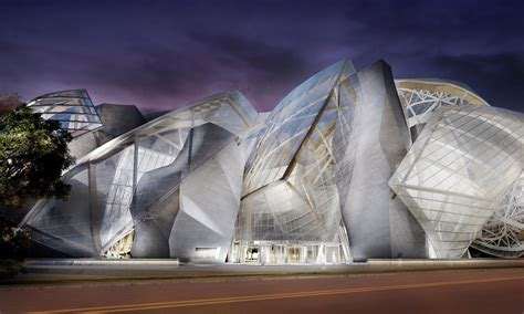 louis vuitton foundation  creation frank gehry
