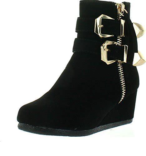 big shoes shop link peggy 90k children girl s wedge heel straps
