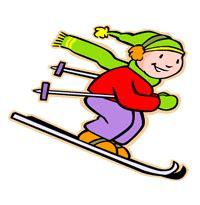 ski clip art | clipart panda free clipart images
