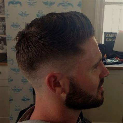 mid fade haircut mid fade mens cuts pinterest