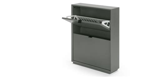 shoe storage small marcell small shoe storage cabinet grey made