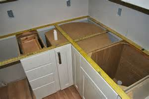 how to create a countertop template pro construction guide