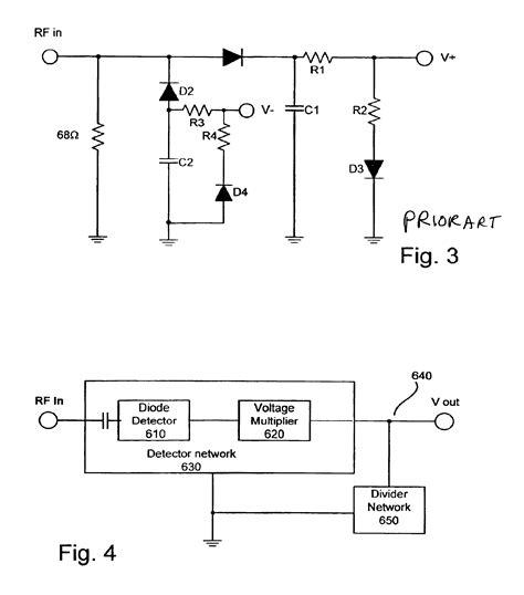 diode envelope detector diode detector circuit 28 images ponderings on power measurements rf cafe temperature