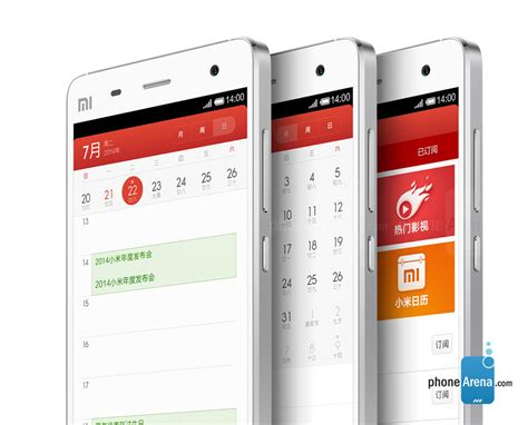 Army Xiaomi Mi 4 Militaryruggedarmor this is xiaomi s impressive army of smartphones