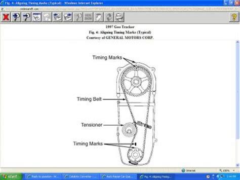geo tracker 16 valve engine, geo, free engine image for