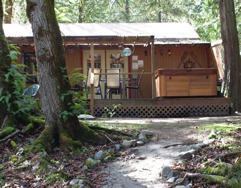 Cabin Rentals Washington Coast by Friendly Vacation Cabin Rental On Washington River