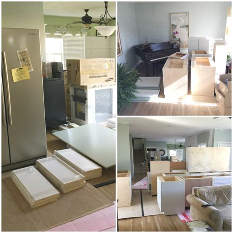 Kitchen Cabinets Delivery Our Coastal Kitchen Design Board Sand And Sisal