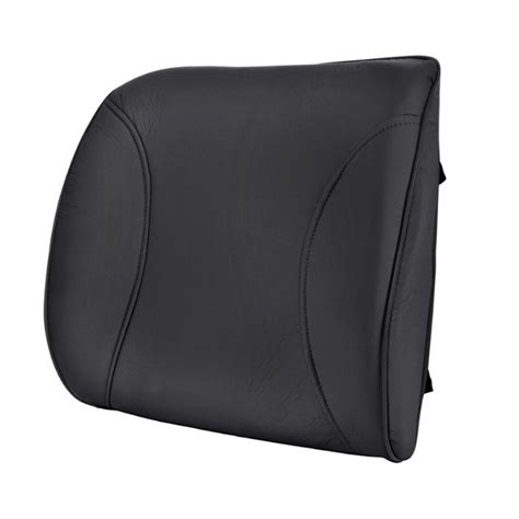 portable seat cushion with back support lumbar back support seat cushion portable memory foam by