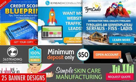 design inspiration banner ads 25 creative banner design exles for your inspiration