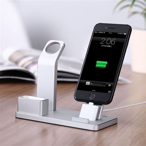 Stand Charger Smartphone Premium Charging Dock Apple 4in1 alloy charging dock stand bracket holder fr iphone apple airpods ebay