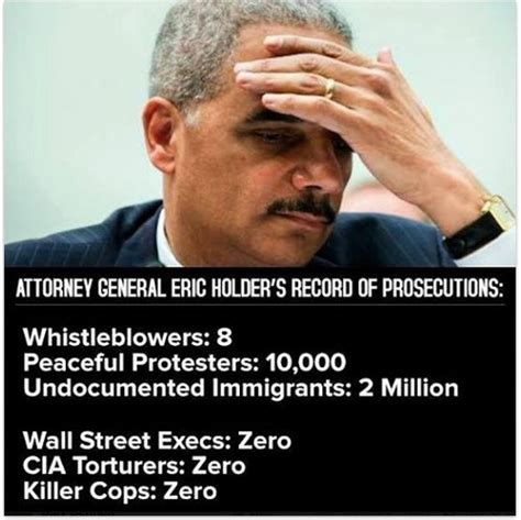 Eric Holder Criminal Justice Record Whistleblower Kiriakou Is Out Of A Friendly Letter
