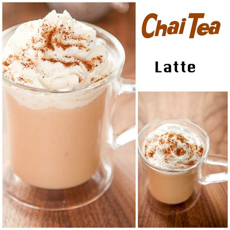 Types Of Chai Tea Latte At Starbucks by Chai Tea Latte A Comforting Sweet Spicy Beverage