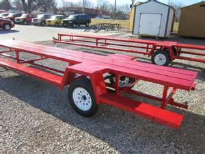 Chevrolet ssr trailer portable picnic bench pepsi bar trailer