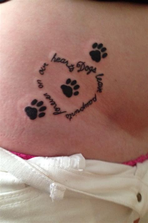 Tattoo Love Animals | my first tattoo i love it can t stop looking at it