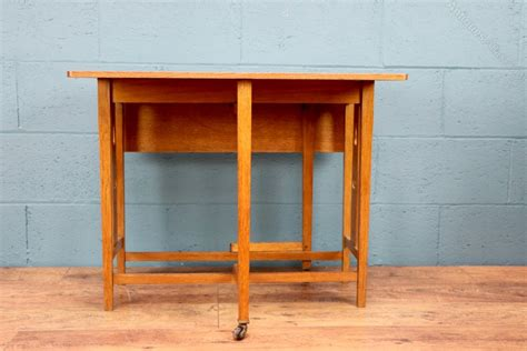 drop leaf craft table arts and crafts drop leaf table antiques atlas