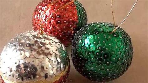 como decorar bolas de navidad 191 c 243 mo decorar las bolas de navidad de poliespan