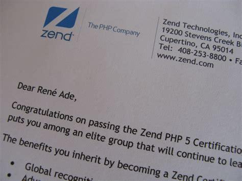 php zend date format ren 233 ade de ren 233 ade 187 mein zce zertifikat ist da