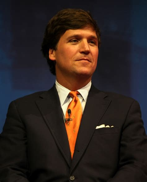 is tucker carlsons hair real tucker carlson net worth